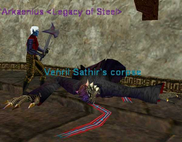 Venril, put your hands on the ground, you have the right to remain silent, anything you say can and will be used. . .